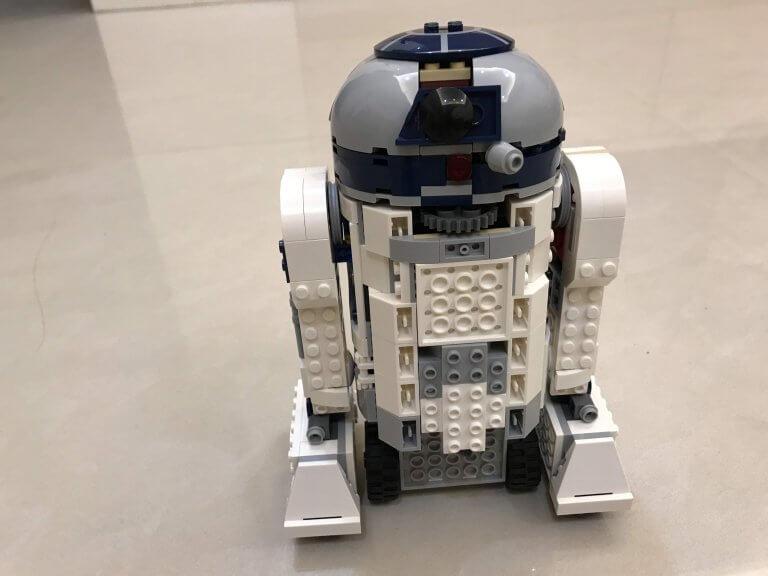 04星際大戰R2D2