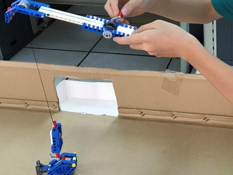 05釣魚竿:了解定滑輪、動滑輪原理及特性