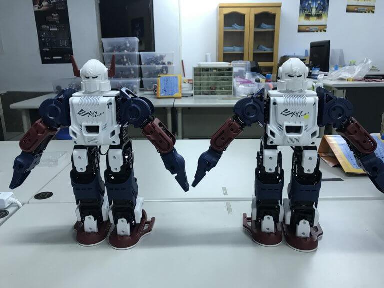 06格鬥機器人