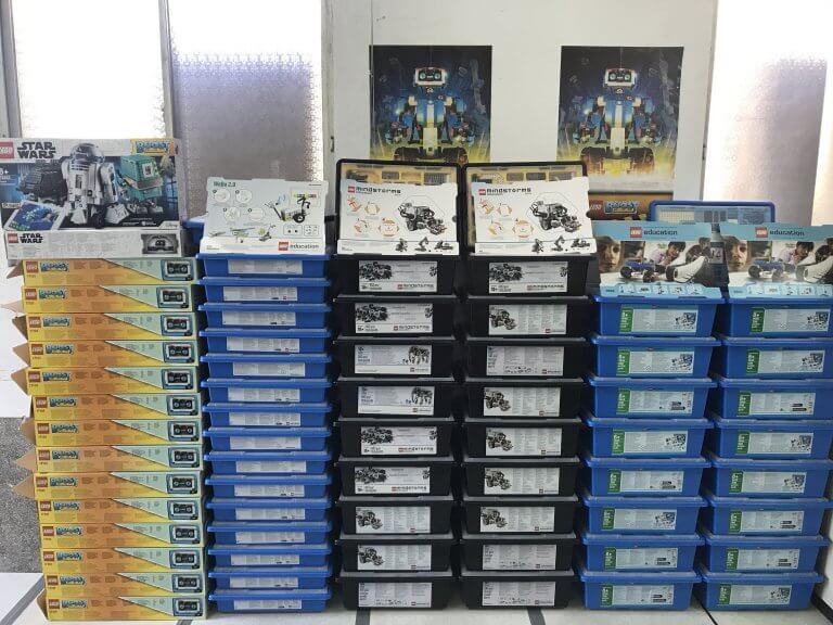 00全系列樂高教育機器人