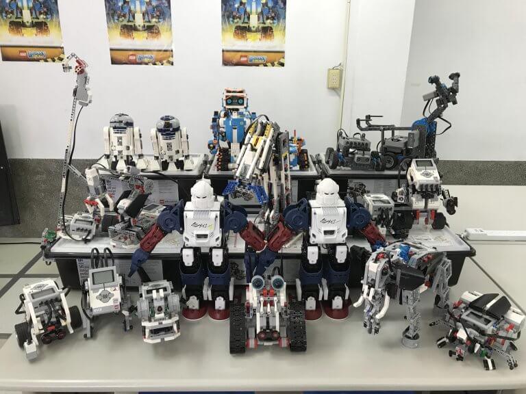 00全系列樂高教育機器人1