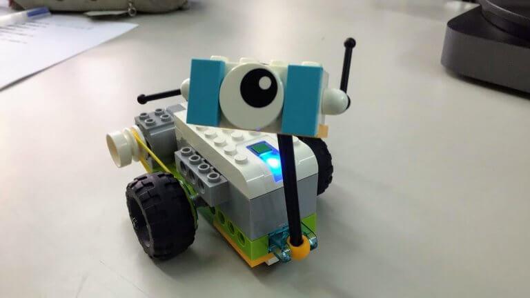 樂高WeDo科學漫遊器
